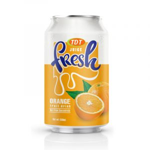 330ml Fresh Orange Juice