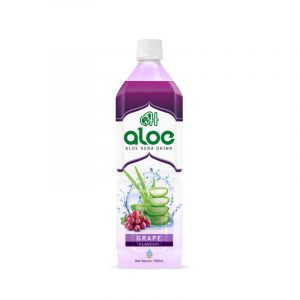 Aloe vera 500ml pet_Grape