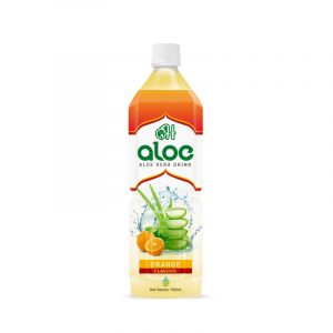 Aloe vera 500ml pet_Orange