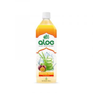 Aloe vera 500ml pet_Passion fruit