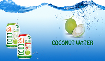 banner coconut water