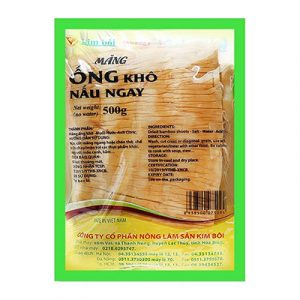 dried bamboo shoot 500gr