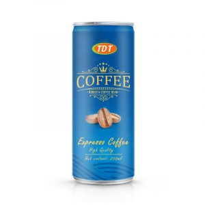 250ml TDT Expresso coffee Drink