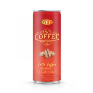 250ml TDT Latte coffee Drink