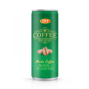 250ml TDT Mocha coffee