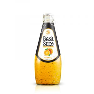 basil seed drink from vietnam, basil seed