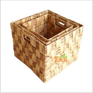Basket Water Hyacinth 2