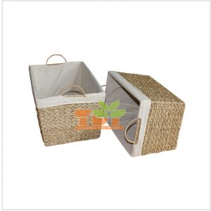 Clothes Baskets Seagrass