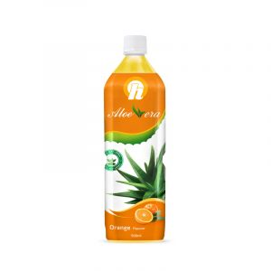 500ml Oh Aloe vera juice with Orange