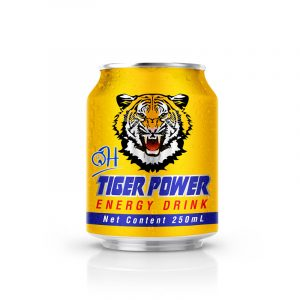 250ml OH Tiger Power Energy Drink