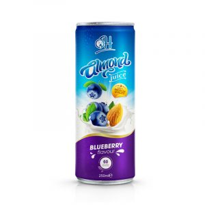 250ml TDT Almond Juice with Blueberry