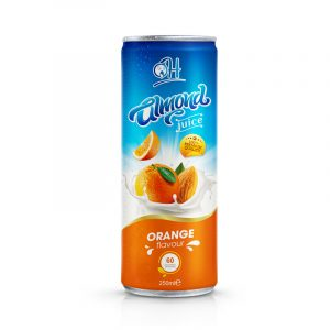 250ml TDT Almond Juice with Orange