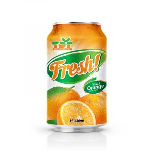 330ml TDT Orange Juice