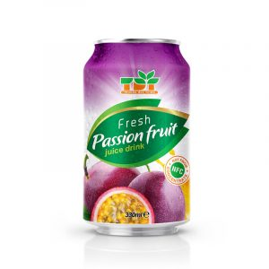 330ml TDT Passion Fruit Juice
