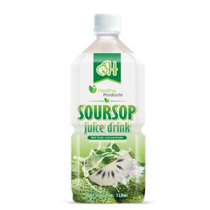 1L oh soursop juice drink