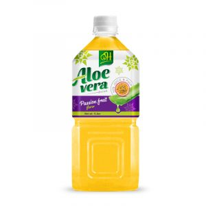 1L OH Aloe Vera With Passion Fruit