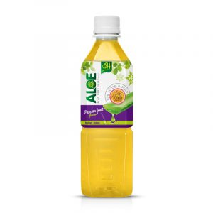 OH Aloe vera with Passion fruit 500ml