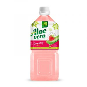 OH Aloe Vera With Strawberry 1L