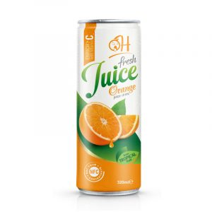 OH Orange juice 320ml