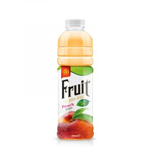 TDT Peach Juice 500ml