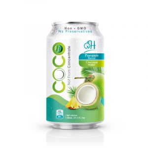 330ml OH Coconut water with Pineapple