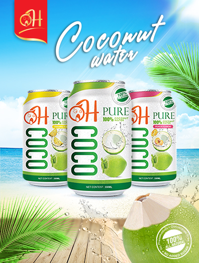 oh coconu water