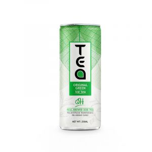 250ml OH Green Ice tea drink