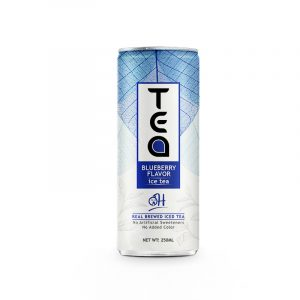 250ml OH Ice tea with Blueberry