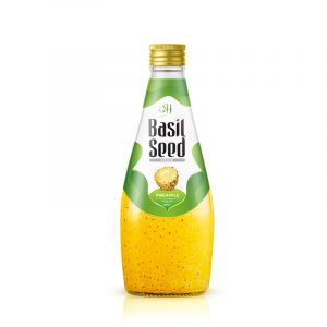 290ml OH Basil seed with Pineapple