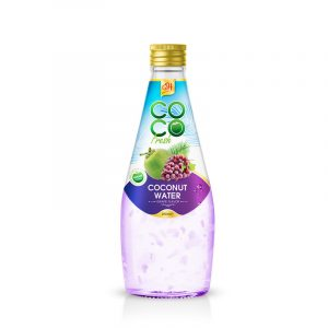 290ml OH Coconut Water with Grape