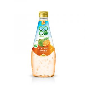 290ml OH Coconut Water with Orange