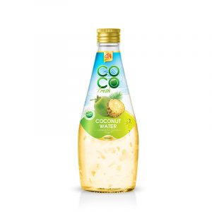 290ml OH Coconut Water with Pineapple
