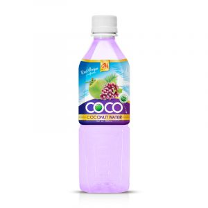 500ml OH Coconut water with red grape