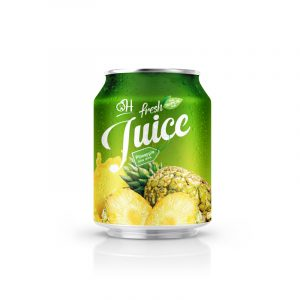 250ml OH Pineapple juice in can