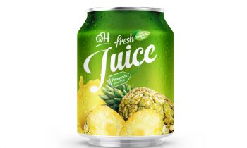 250ml OH Fruit Juice in Can