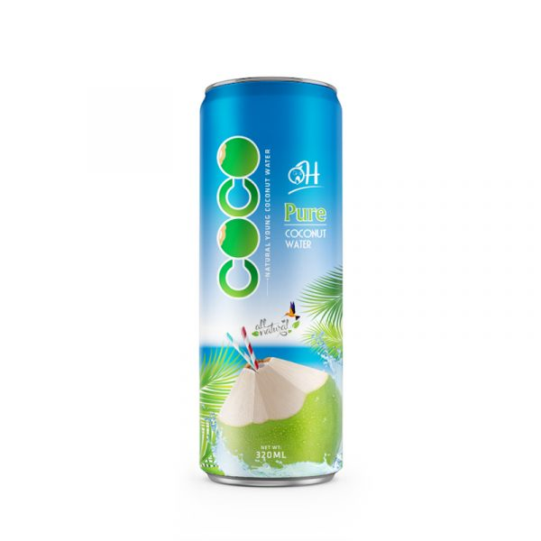 320ml OH Pure coconut water