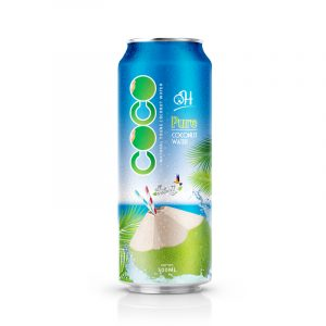 500ml Oh Pure Coconut Water