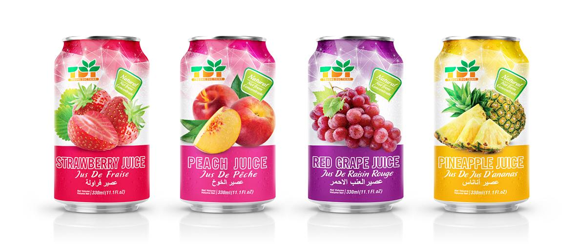 fruit juice supplier