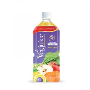 1L Pet bottle Vegetable juice - Juice for Asthma