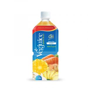 1L Pet bottle Vegetable juice - Juice for Cold