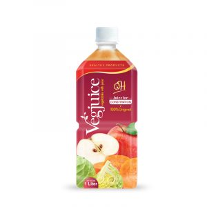 1L Pet bottle Vegetable juice - Juice for Constipation