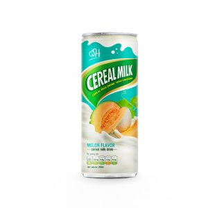 250ml Cereal Milk Drink high Calcium melon Flavor
