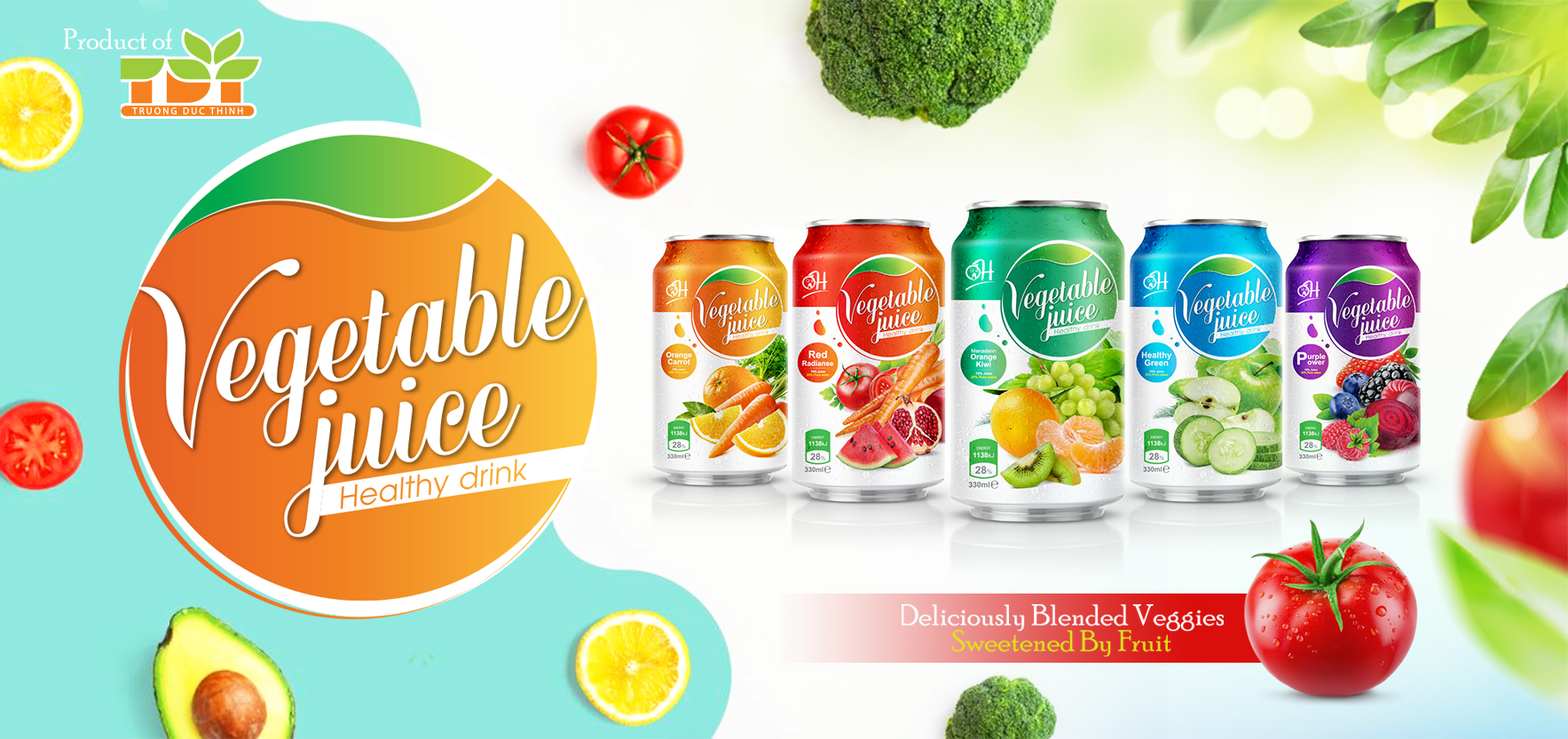 banner-vegetable Juice