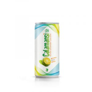 180ml OH Calamansi Juice in can