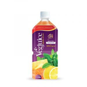 1L Pet bottle Vegetable juice - Juice for indigestion