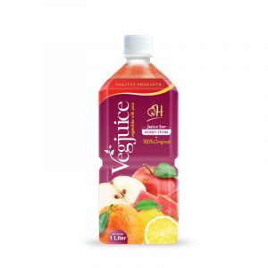 1L Pet bottle Vegetable juice - Juice for kindly stone