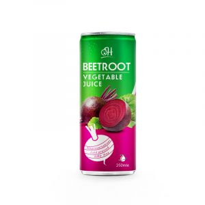250ml Oh Beetroot juice in can