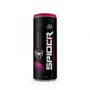 320ml OH Energy drink Spider with Carnival candy