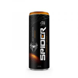 320ml OH Energy drink Spider with Grapefruit