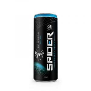 320ml OH Energy drink Spider with Lime and mint